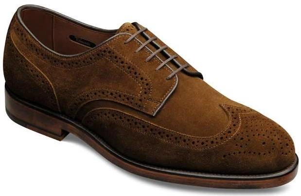 Subtleties of Suede Shoes