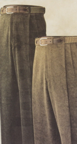All About Trousers